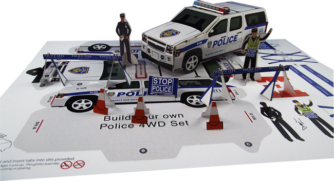 Police 4WD
